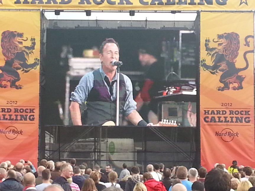 Bruce Springsteen 2021